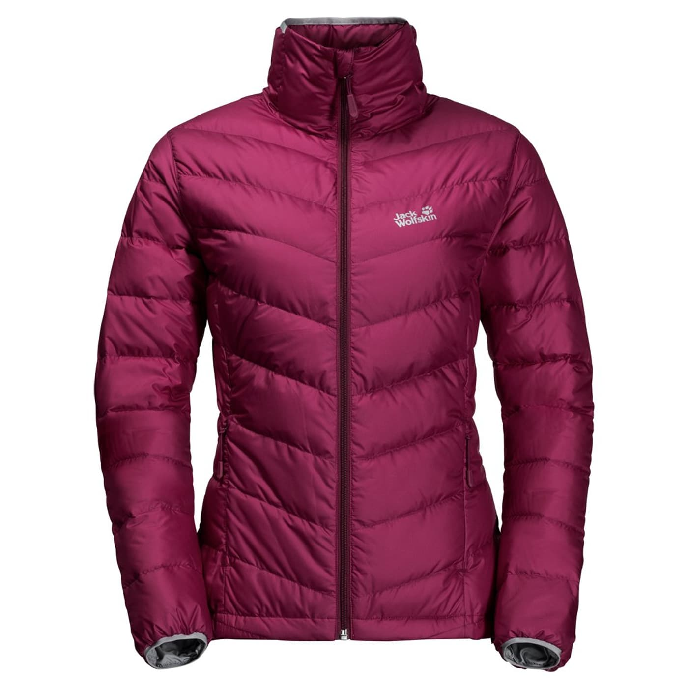 new product ea09a 6b81d Jack Wolfskin HELIUM HIGH WOMEN Giacca in piumino da donna