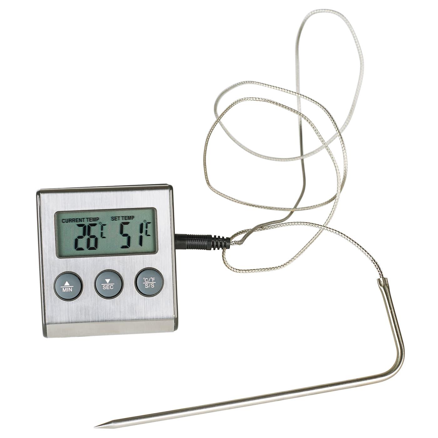 cucina tavola c t bratenthermometer mit f hler migros. Black Bedroom Furniture Sets. Home Design Ideas
