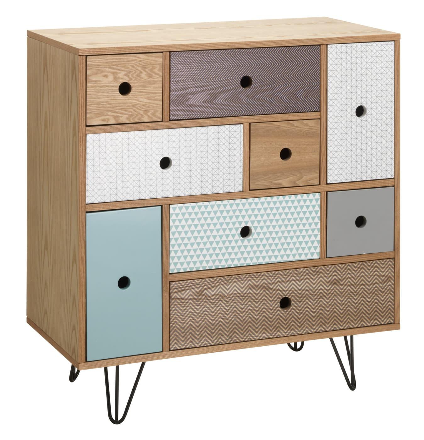 carolyn kommode migros. Black Bedroom Furniture Sets. Home Design Ideas