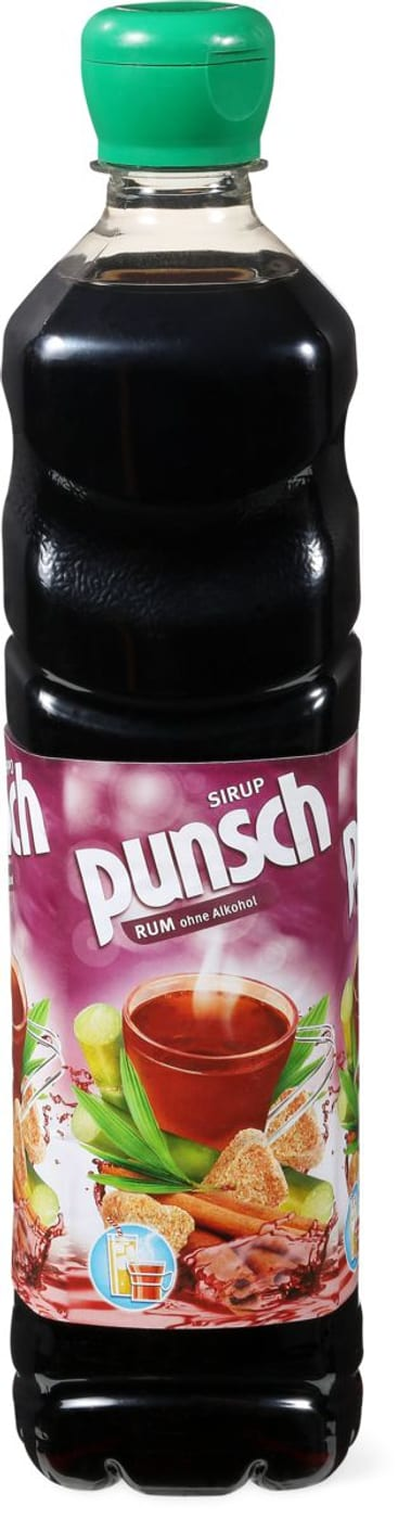 Sirup Rumpunsch   Migros