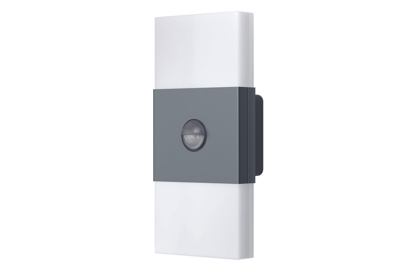 Lampade Da Parete Per Esterni : Osram noxlite lampada da parete per esterno luci a sensore
