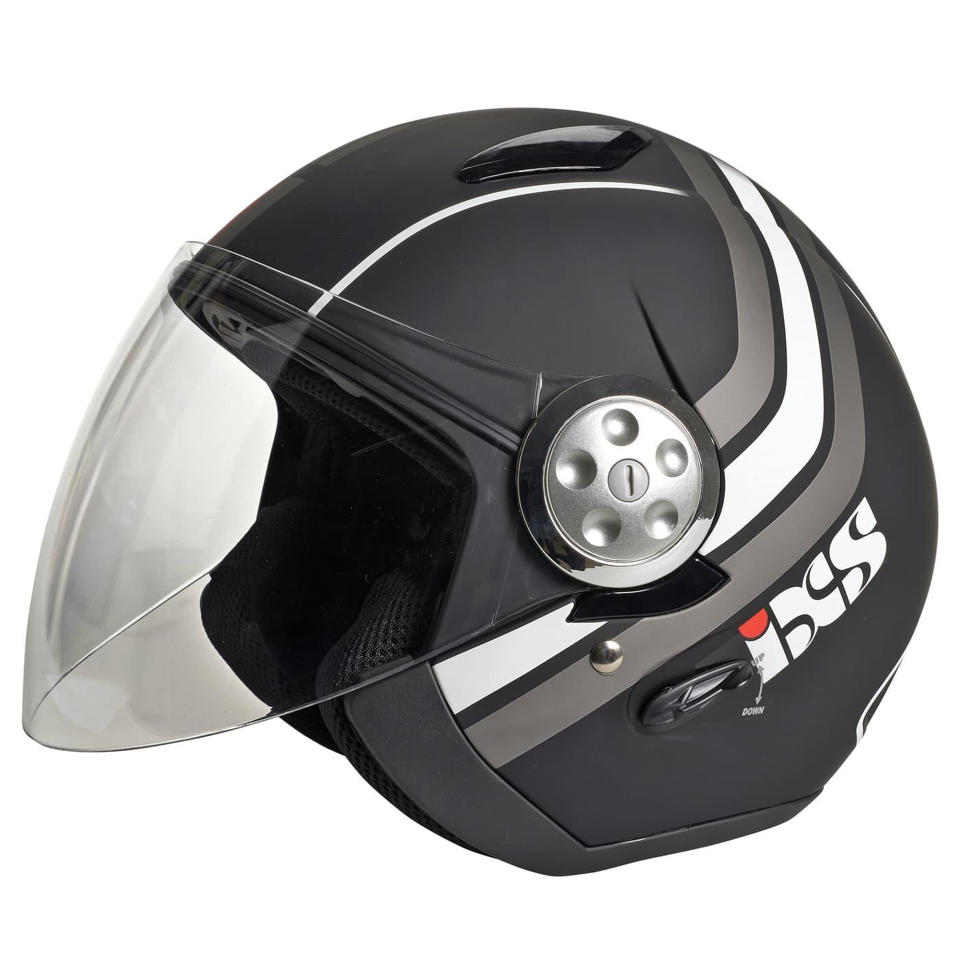 ixs hx 137 style casque de moto jet migros. Black Bedroom Furniture Sets. Home Design Ideas