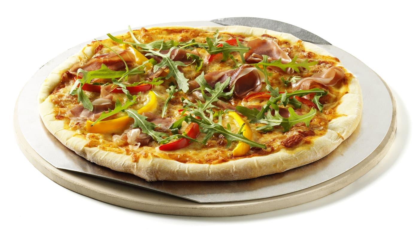 weber pierre pizza pizzastein 36 5 cm migros. Black Bedroom Furniture Sets. Home Design Ideas