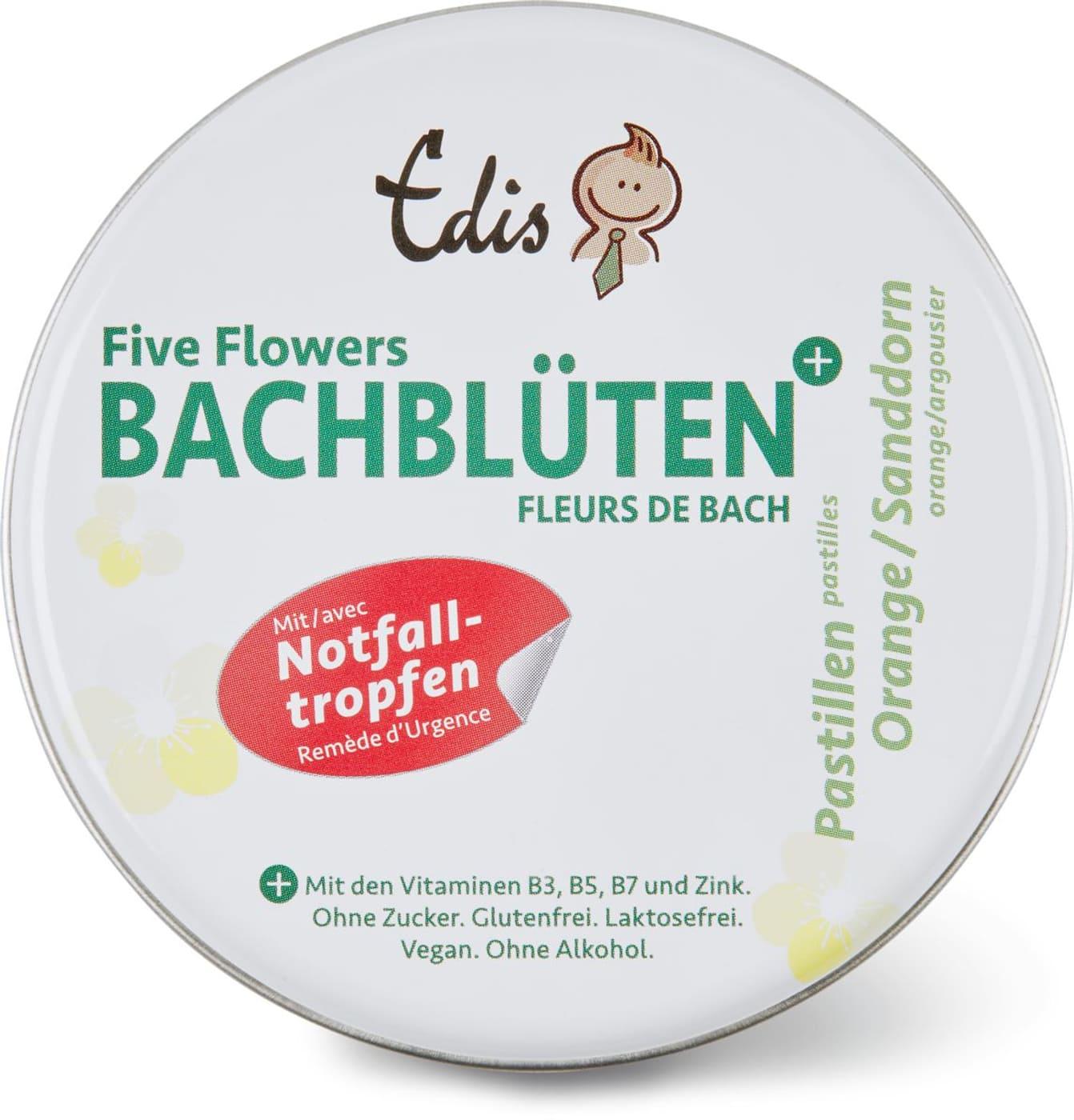 Edis Fleur De Bach Pastille Migros