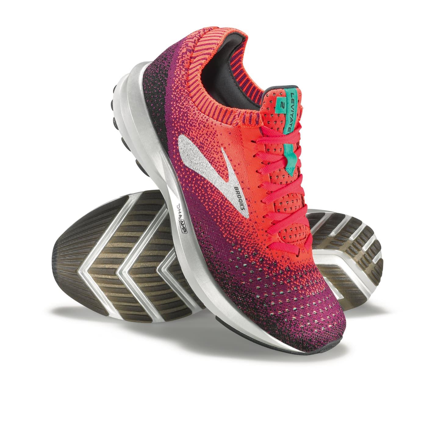 Brooks Levitate 2 Schuhe Damen pink 41