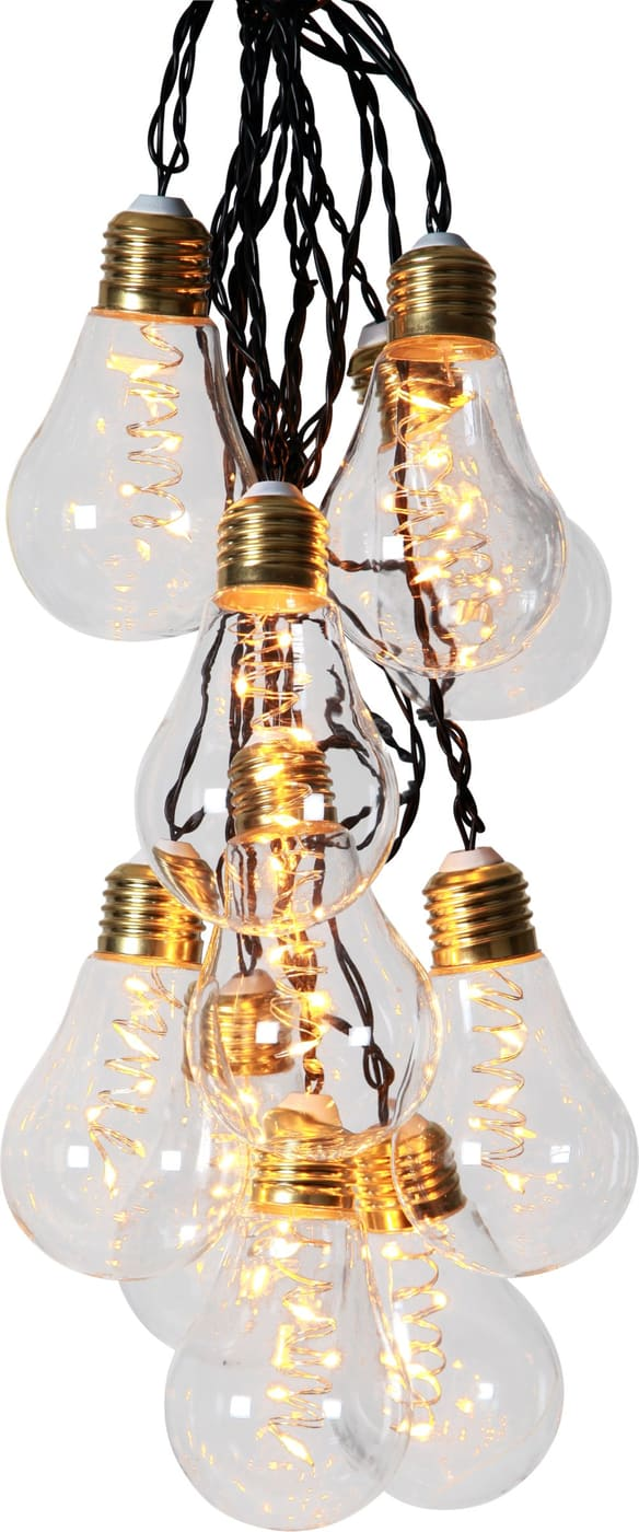star trading led glow party lichterkette 10 lampen migros. Black Bedroom Furniture Sets. Home Design Ideas