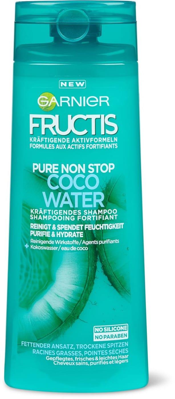 Garnier Fructis Coconut Shampoo Migros