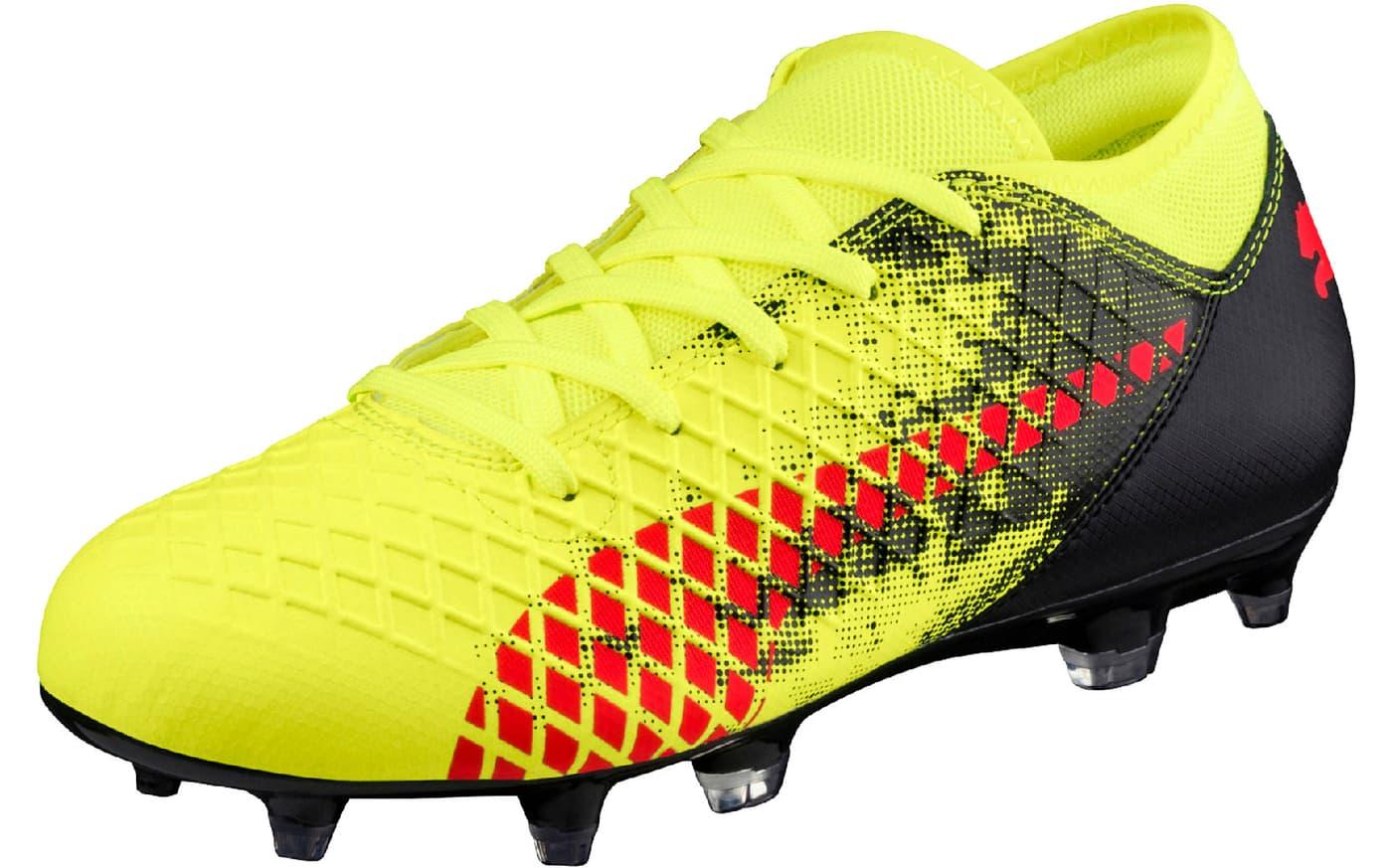 4a30714833e5d Fgag Future 18 Chaussures 4 Migros Pour Puma Enfant De Football dStWBq