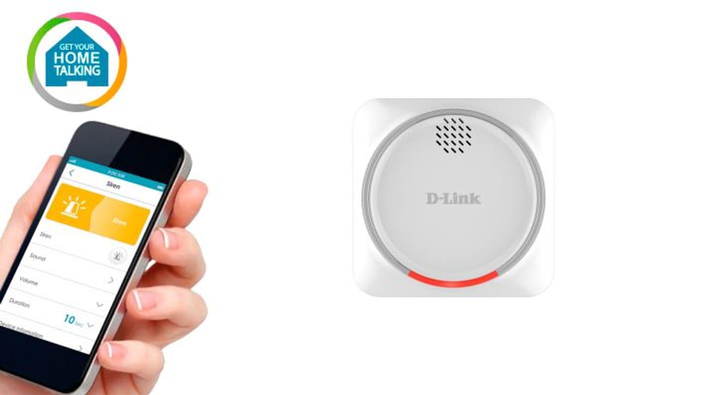 d link smart home security kit dch 107kt migros. Black Bedroom Furniture Sets. Home Design Ideas