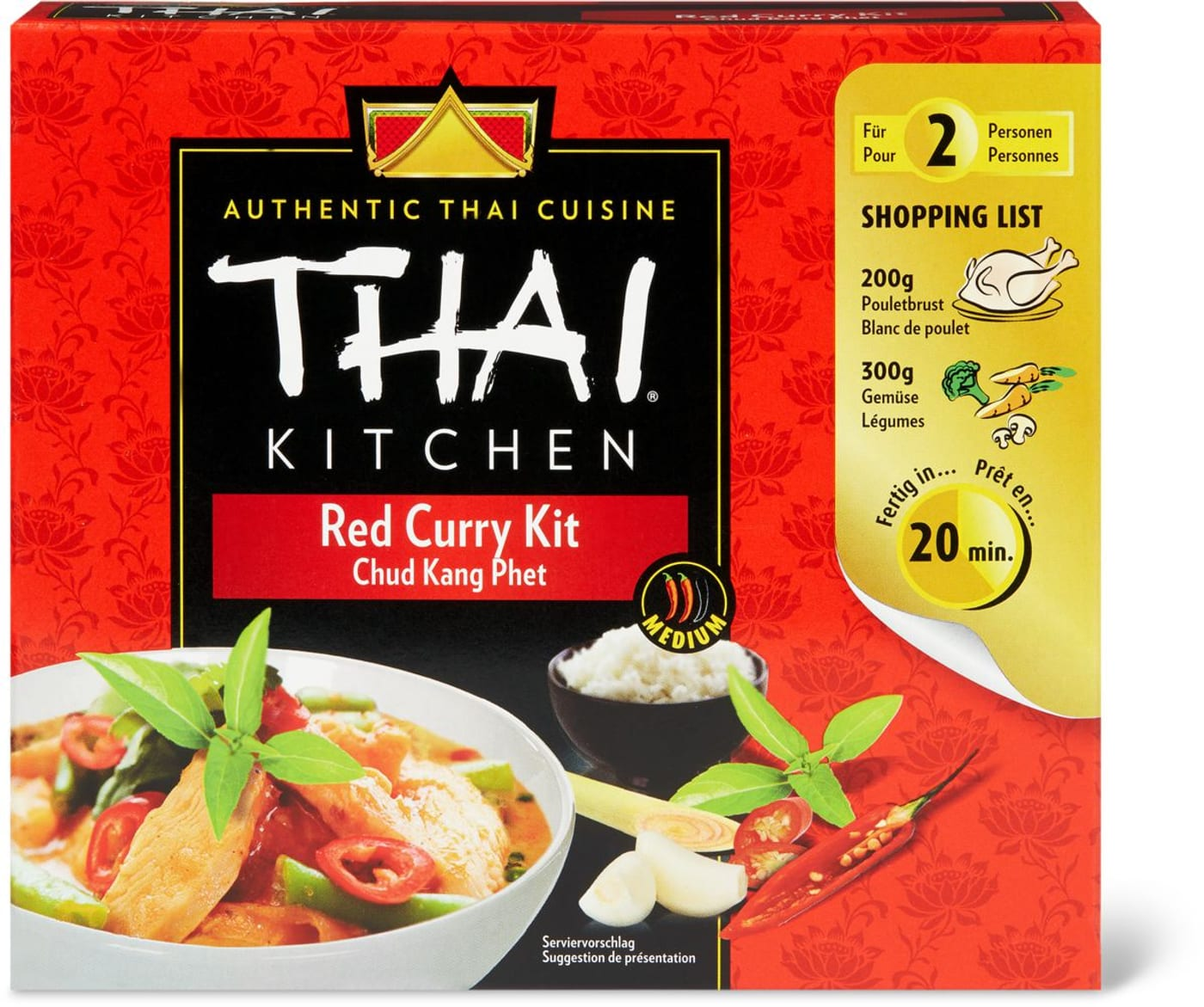 Thai Kitchen Red Curry Kit