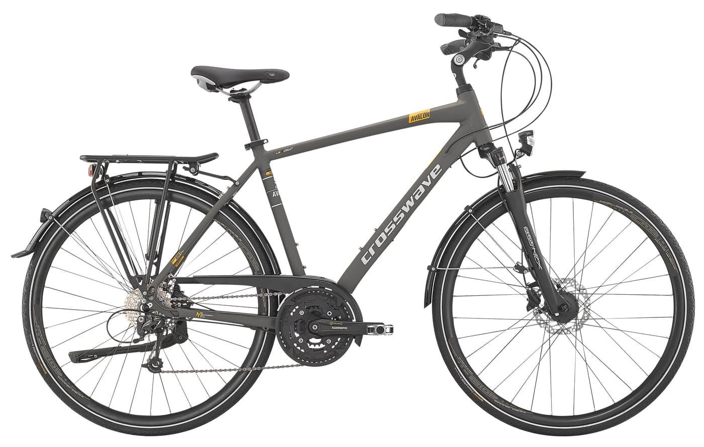 Crosswave Avalon 28 Bicicletta Da Trekking