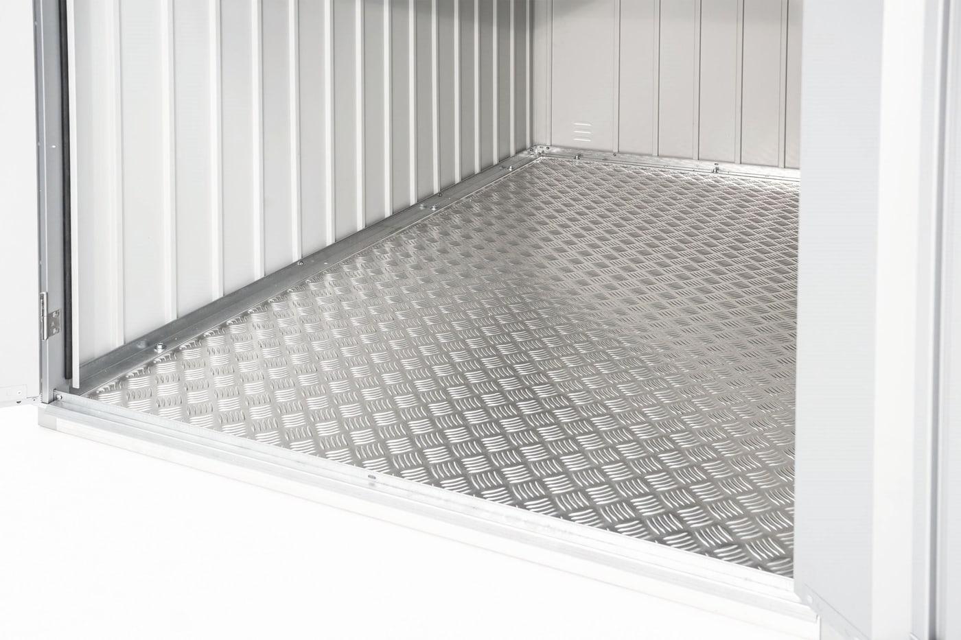bodenplatten zu minigarage migros. Black Bedroom Furniture Sets. Home Design Ideas