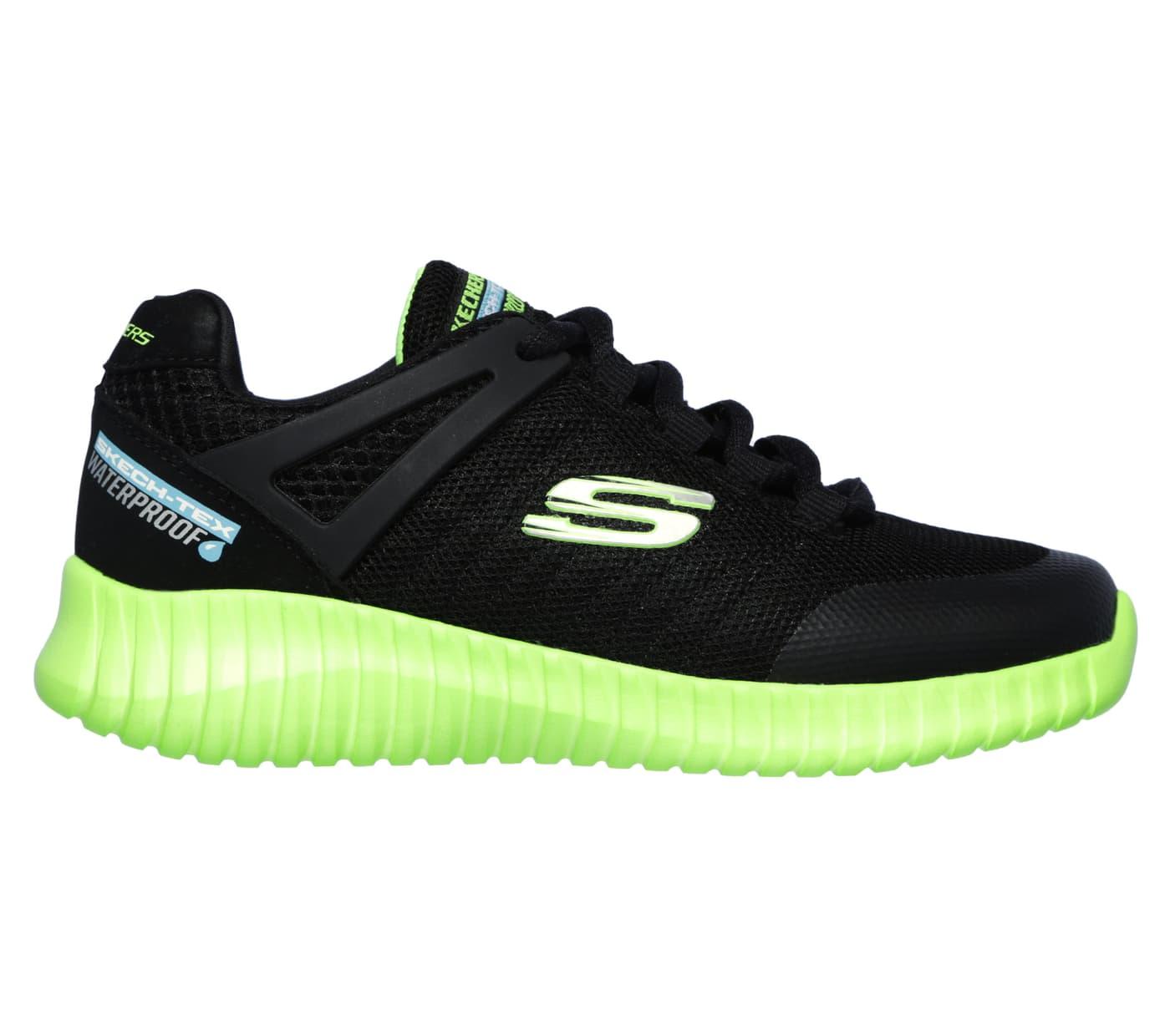 Skechers Elite Flex Waterproof Scarpa da bambino running