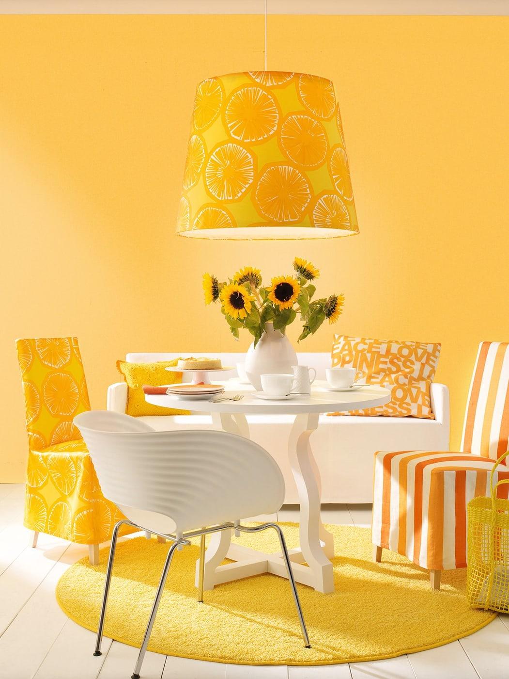 sch ner wohnen trend wandfarbe matt 1 ltr honey migros. Black Bedroom Furniture Sets. Home Design Ideas