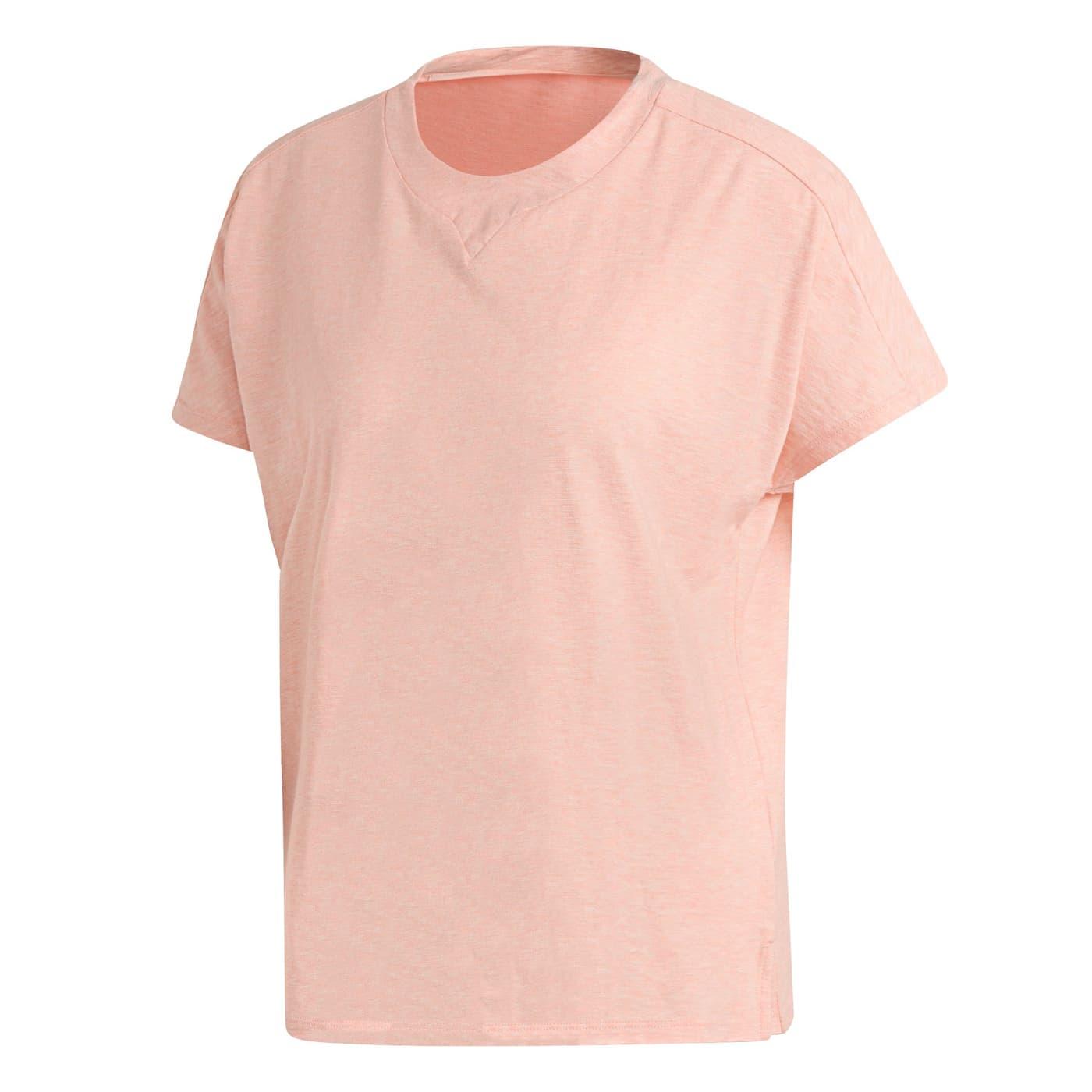 tee tee-shirt adidas femme