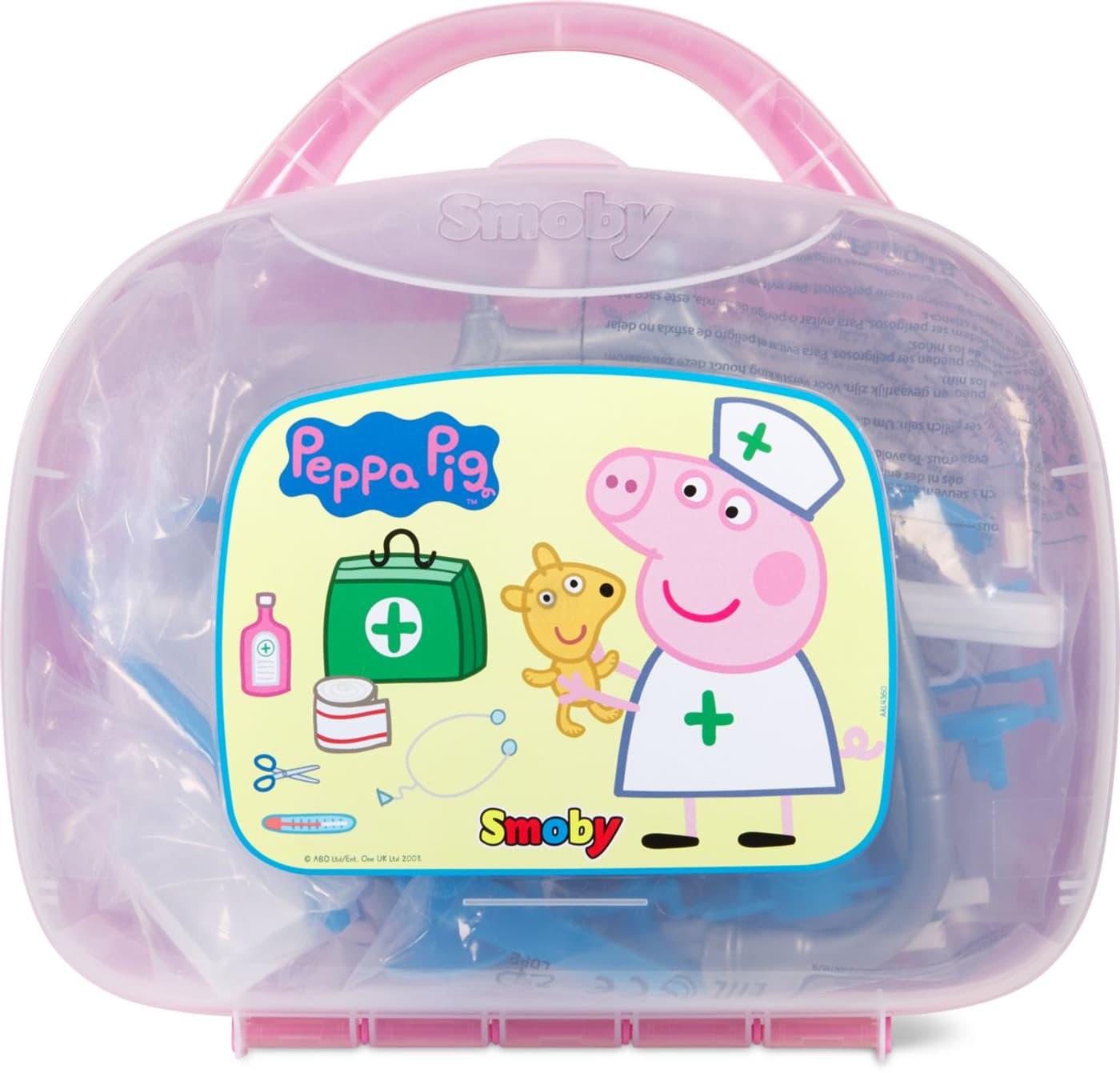 Smoby Peppa Pig Cas Docteur Jeux De Role Migros