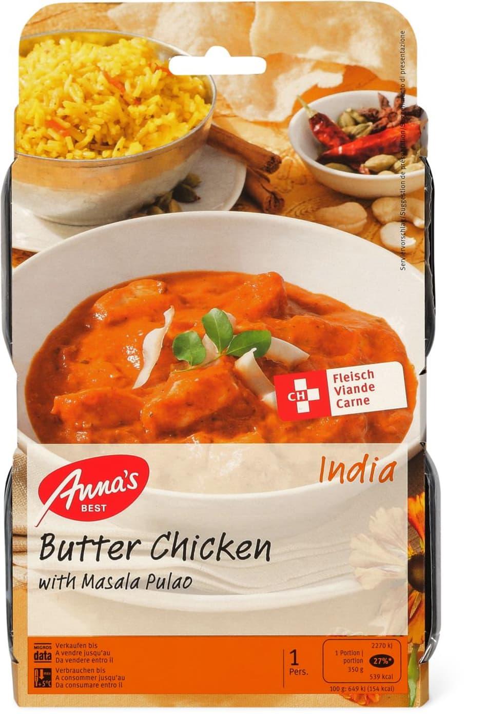 Tolle Küchen Von Indien Paste Für Butter Chicken Curry Bewertung ...