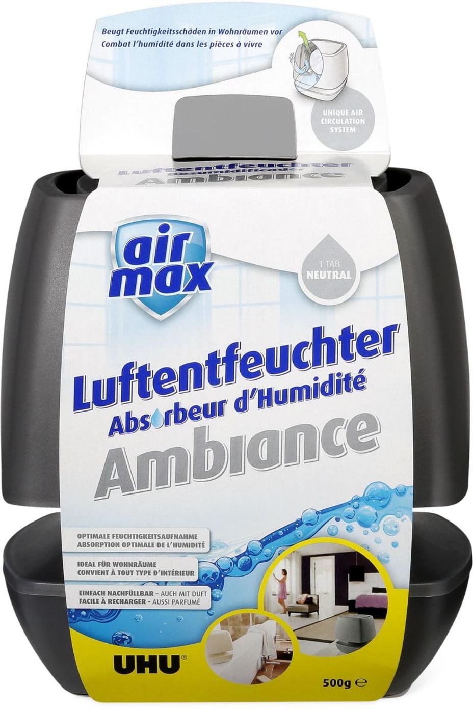 Absorbeur D Humidité Avis uhu absorbeur d'humidité