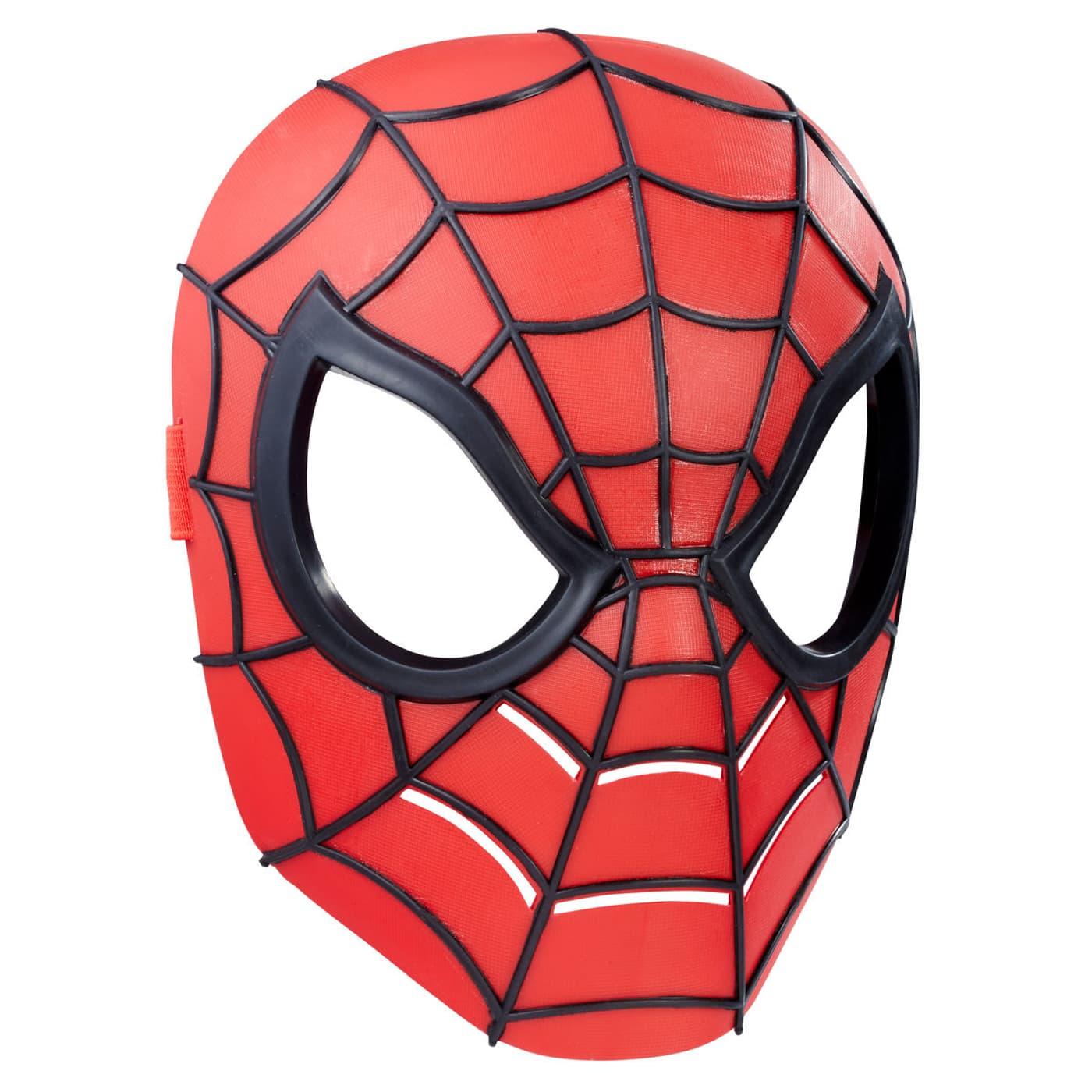 spider man ultimate maske migros. Black Bedroom Furniture Sets. Home Design Ideas