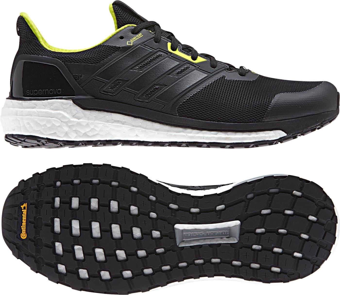 Supernova Pour Homme Gtx De Chaussures Adidas Course l1cTuJ3FK
