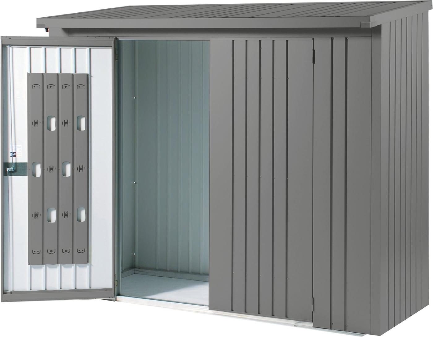 Décoration Pour Casier D École biohort portes pour casier de stockage wood stock 230