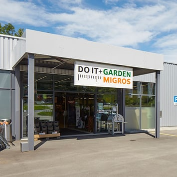 Do it + Garden magasin