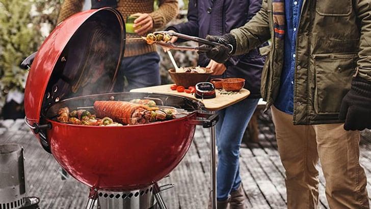 Weber gril à charbon de bois
