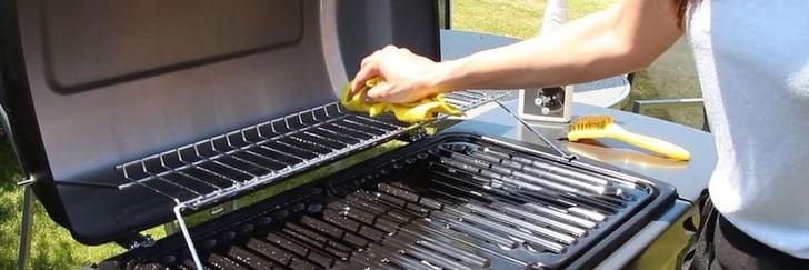 Nettoyer le gril