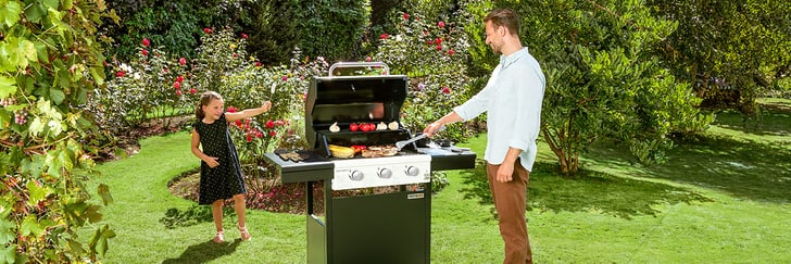 Sunset BBQ gril à gaz