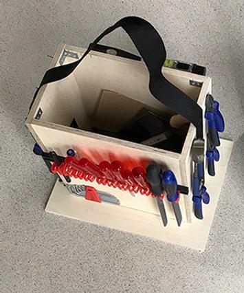 Blog: Die individuelle Toolbox für dein Werkzeug