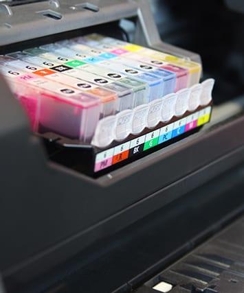 Ricerca cartuccia d'inchiostro