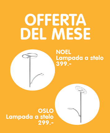 Novità: NOEL & OSLO