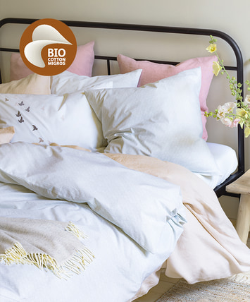 Unsere Bio-Bettwäsche