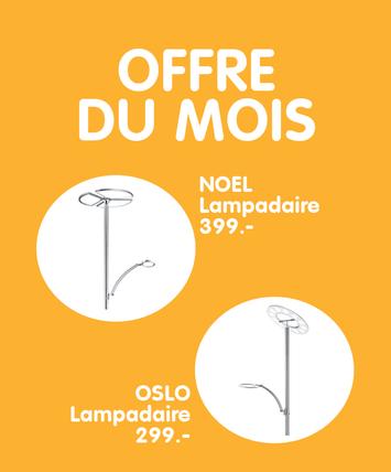 Nouveautés: NOEL & OSLO