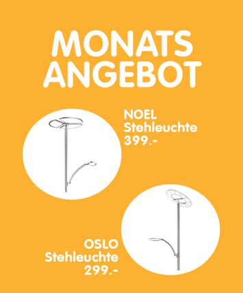 Neuheiten: NOEL & OSLO