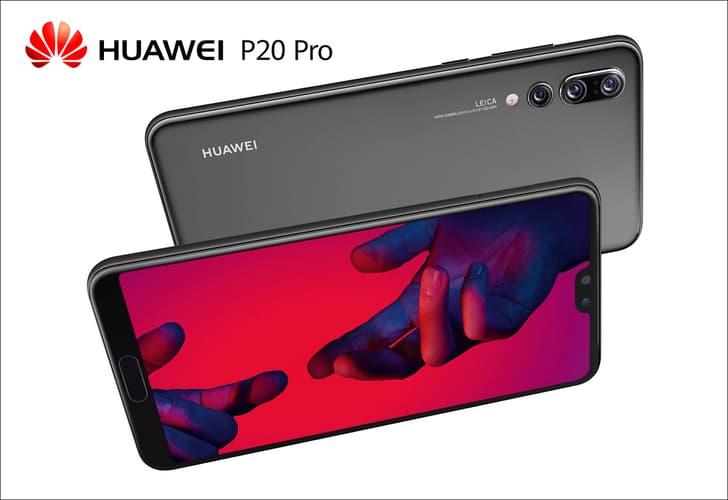 Neuheit: Jetzt Huawei P20 Pro bestellen!