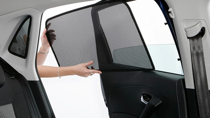 Protection solaire pour véhicules