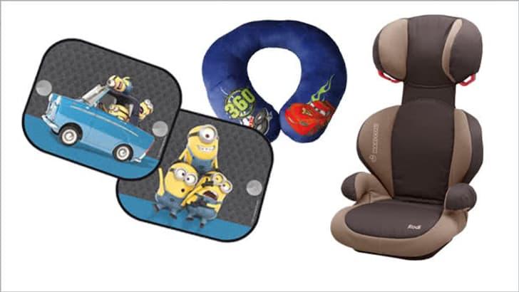 Accessoires de voyage pour enfants