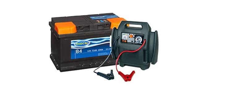 Miocar batteries de voiture