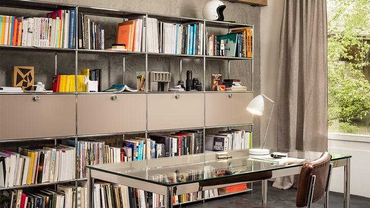 Das vielseitige Möbelsystem FLEXCUBE