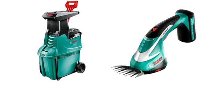 Bosch Machines de jardin