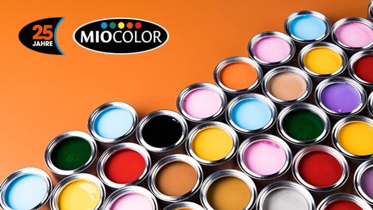 Mach mit beim Miocolor Jubiläums-Wettbewerb