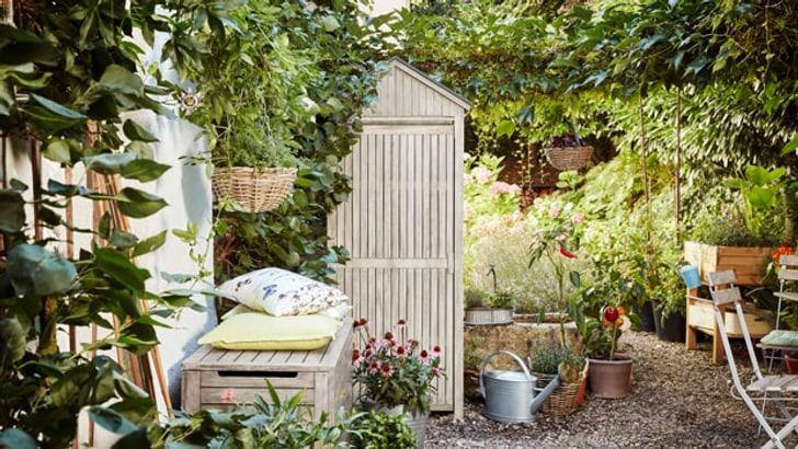 Maisonnette de jardin
