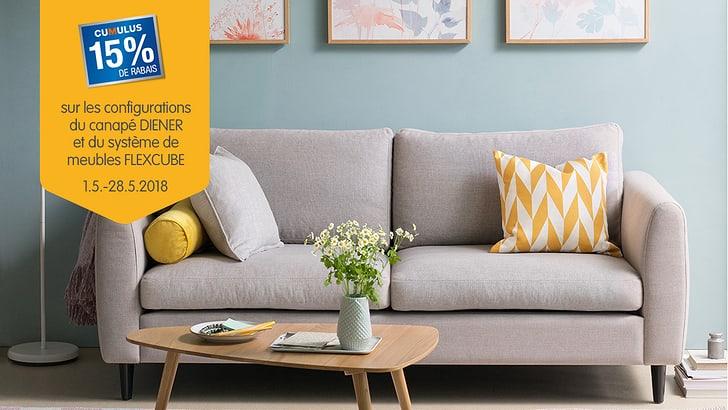 Configurateur de meubles