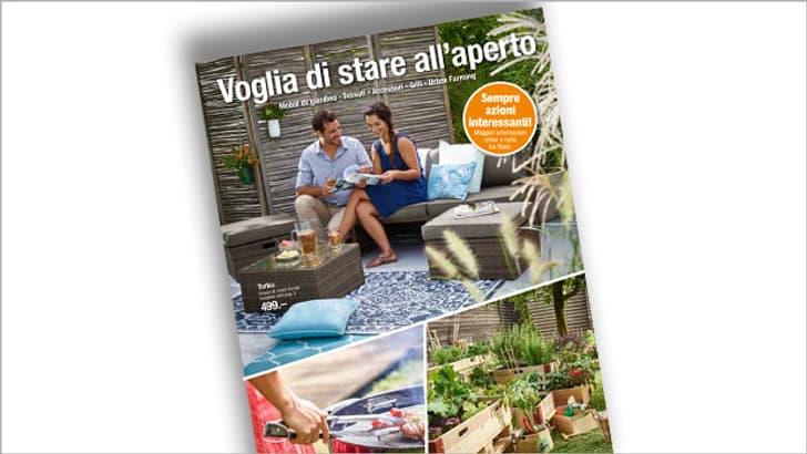 Prospetto mobili da giardino Do it + Garden MIGROS