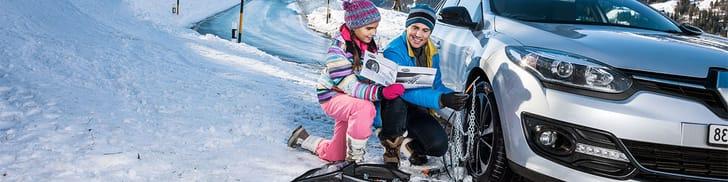 Recherche de produit: chaînes à neige