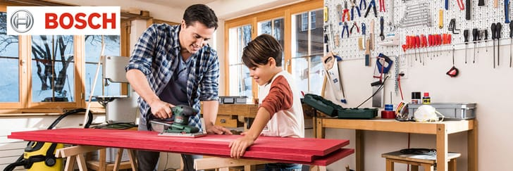 Bosch Bauen + Heimwerken