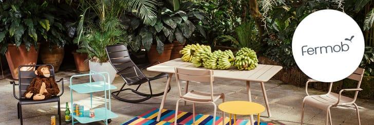 4 Gute Gründe, Warum Es Sich Lohnt, Fermob Gartenmöbel Bei Interio Zu Kaufen