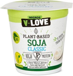 Bio V-Love Vegurt Soja Classic