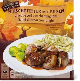 M-Classic Hirschpfeffer gekocht